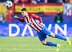 Lucas Hernandez of Atletico de Madrid in action during their 2016-17 UEFA Champions League Round of 16 second leg match between Atletico de Madrid and Bayer 04 Leverkusen at the Estadio Vicente Calderon on 15 March 2017 in Madrid, Spain. Photo by Diego Gonzalez Souto / Power Sport Images