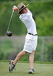 5-28-14, Skyline and Saline High School boy's golf in action MHSAA Regional