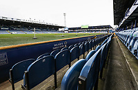 A general view of the Fratton Park stadium<br /> <br /> Photographer Andrew Kearns/CameraSport<br /> <br /> The EFL Sky Bet League One - Portsmouth v Blackpool - Saturday 12th January 2019 - Fratton Park - Portsmouth<br /> <br /> World Copyright &copy; 2019 CameraSport. All rights reserved. 43 Linden Ave. Countesthorpe. Leicester. England. LE8 5PG - Tel: +44 (0) 116 277 4147 - admin@camerasport.com - www.camerasport.com