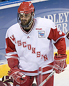 Matt Olinger - The University of Wisconsin Badgers defeated the Boston College Eagles 2-1 on Saturday, April 8, 2006, at the Bradley Center in Milwaukee, Wisconsin in the 2006 Frozen Four Final to take the national Title.