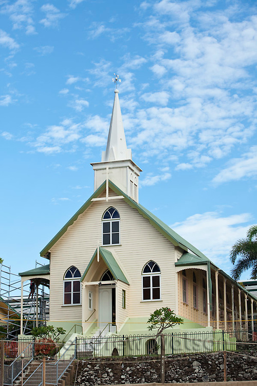 Sacred Heart Catholic Church.    Thursday Island, Torres Strait Islands, Queensland, Australia