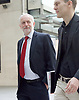 The Andrew Marr Show arrivals <br /> BBC, Broadcasting House, London, Great Britain <br /> 11th June 2017 <br /> <br /> <br /> <br /> <br /> <br /> Jeremy Corbyn <br /> <br /> <br /> <br /> Photograph by Elliott Franks <br /> Image licensed to Elliott Franks Photography Services