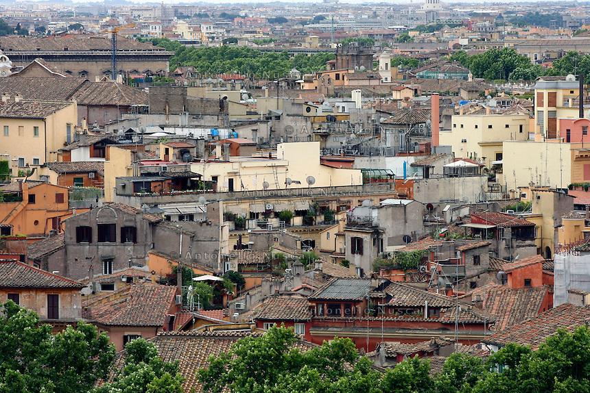 Roman roof