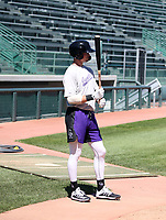 Brenton Doyle - 2019 Grand Junction Rockies (Bill Mitchell)