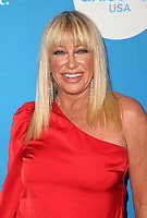 14 April 2018 - Beverly Hills, California - Suzanne Somers. Seventh Biennial UNICEF Ball Los Angeles held at The Beverly Wilshire Hotel. <br /> CAP/ADM/FS<br /> &copy;FS/ADM/Capital Pictures