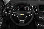 Car pictures of steering wheel view of a 2016 Chevrolet Malibu 1LT 4 Door Sedan Steering Wheel