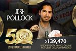 2019 WSOP Event 24: $600 WSOP.com ONLINE Pot-Limit Omaha 6-Handed