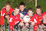 Final: At the Boys U12 Outdoor Soccer Finals Community Games at Listowel Celtic Pitch on Sunday morning were the Tarbert Team. Front l-r: Sean Carrig, Denis Sheahan, Andrew Doherty, Fionn McGibney and Finbarr Carrig. Back l-r: Sean Finucane, Brian Healy, Dale Mullally, Liam Brent, Shay McDonnell, Michael Healy and James Stack..