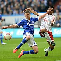 Fussball Bundesliga 2012/13: Schalke - Hamburger SV