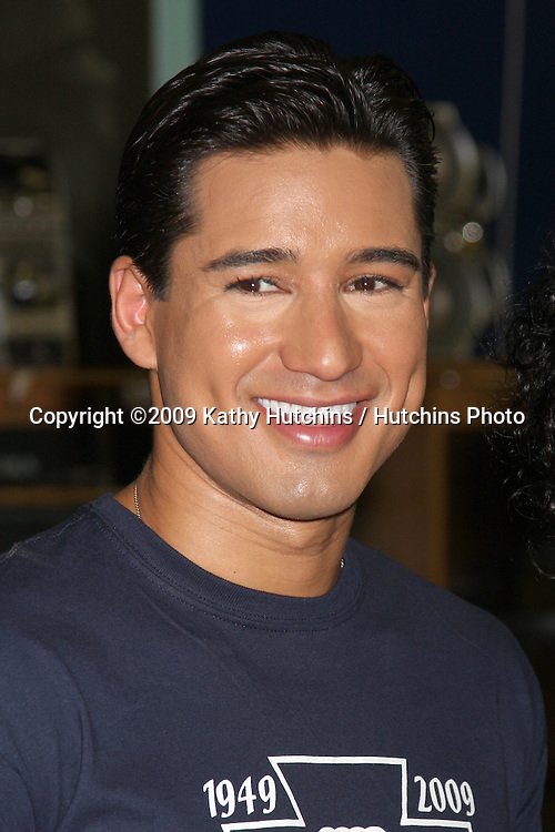 Mario Lopez  arriving at  Boys & Girls Club of Los Angeles , CA on August 28, 2009.©2009 Kathy Hutchins / Hutchins Photo.