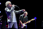 The Who performs at the Bridgestone Arena on Sunday, December 2, 2012. (Photo by Frederick Breedon)