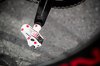 polka dot bike for Tim Wellens (BEL/Lotto-Soudal) at the start of stage 4<br /> <br /> Stage 4: Reims to Nancy (215km)<br /> 106th Tour de France 2019 (2.UWT)<br /> <br /> ©kramon