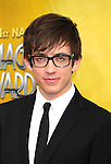 LOS ANGELES, CA. - February 26: Kevin McHale  arrives at the 41st NAACP Image Awards at The Shrine Auditorium on February 26, 2010 in Los Angeles, California.