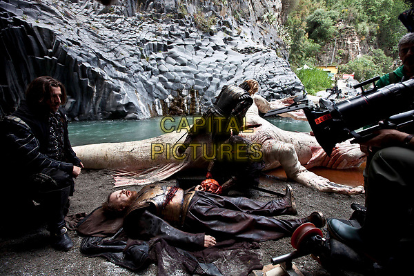 Tale of Tales (2015) <br /> (Il racconto dei racconti - Tale of Tales)<br /> Behind the scenes photo<br /> *Filmstill - Editorial Use Only*<br /> FSN-K<br /> Image supplied by FilmStills.net