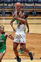 SAN ANTONIO, TX - JANUARY 26, 2017: The University of Texas at San Antonio Roadrunners fall to the Marshall University Thundering Herd 88-81 at the UTSA Convocation Center. (Photo by Jeff Huehn)