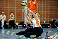 ASSEN - Volleybal, Internationaal zitvolleybal toernooi, Nederland - Rusland, 01-07-2017,  Paula List