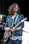 Dominic Simper of Tame Impala performs at the Outside Lands Music & Art Festival at Golden Gate Park in San Francisco, California.
