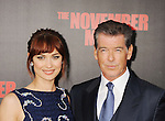 The November Man - Los Angeles Premiere 8-13-14
