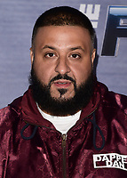 "HOLLYWOOD, CA - FEBURARY 8:  DJ Khaled at FOX's ""The Four: Battle for Stardom"" Season Finale Viewing Party  at Delilah on February 8, 2018 in Hollywood, California. (Photo by Scott Kirkland/FOX/PictureGroup)"
