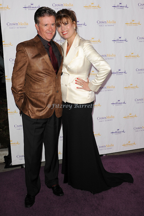 Alan Thicke arriving to the Hallmark Chanel and Hallmark Movie Chanel Winter TCA Gala, held at The Huntington Beach Library and Gardens in Santa Monica Mario, CA. January 4, 2013