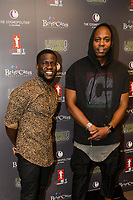 LAS VEGAS, NV - September 4, 2017: ***HOUSE COVERAGE*** Kevin Hart and Dave Chappelle pictured as Dave Chappelle performs at Kevin Hart HartBeat Weekend at The Chelsea at The Cosmopolitan of Las Vegas in Las vegas, NV on September 4, 2017. Credit: GDP Photos/ MediaPunch
