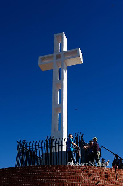 Mount Soledad Memorial, San Diego