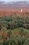 Oasis de Tinherir. Maroc. mars 2006.