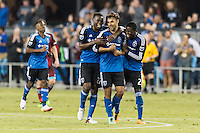 San Jose Earthquakes vs Real Sociedad, May 18, 2016
