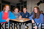 True or false<br /> ---------------<br /> Loune Rangers GAA u17 quiz team,L-R Hanna Joy,Oisin Daly,Darragh O'Shea&amp;Alice Joy