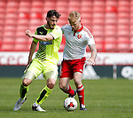Terry Kennedy of Sheffield Utd during the PDL U21 Final at Bramall Lane Sheffield. Photo credit should read: Simon Bellis/Sportimage