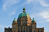 Parliment building, Victoria, Vancouver island, British Columbia, Canada