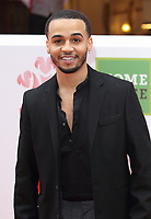 Aston Merrygold at the Princes Trust &amp; TKMaxx &amp; Homesense Awards 2018, London Palladium, London UK on March 6th 2018<br /> CAP/ROS<br /> &copy;ROS/Capital Pictures