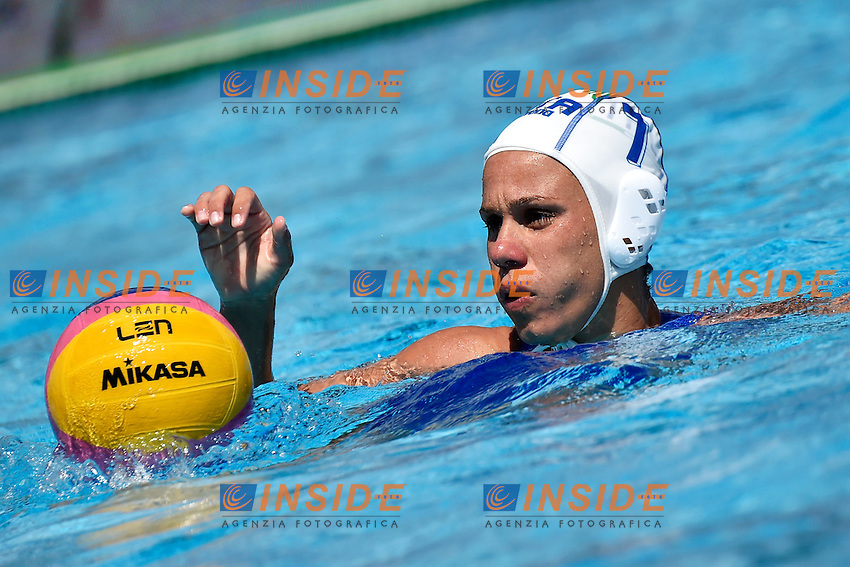 DI MARIO Tania Italia <br /> Italy - France / Italia - Francia<br /> LEN European Water Polo Championships 2014<br /> Alfred Hajos -Tamas Szechy Swimming Complex<br /> Margitsziget - Margaret Island<br /> Day03 Women - July 16 <br /> Photo A.Staccioli/Insidefoto/