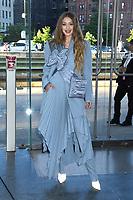 03 June 2019 - New York, New York - Gigi Hadid. 2019 CFDA Awards held at the Brooklyn Museum. <br /> CAP/ADM/LJ<br /> ©LJ/ADM/Capital Pictures