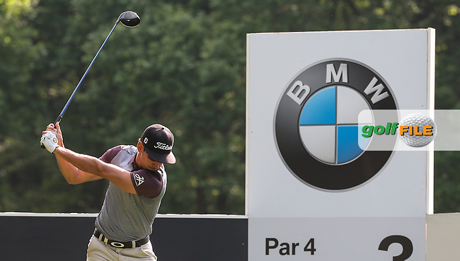 Rafa Cabrera-Bello (ESP) during Round Two of the 2016 BMW PGA Championship over the West Course at Wentworth, Virginia Water, London. 27/05/2016. Picture: Golffile | David Lloyd. <br /> <br /> All photo usage must display a mandatory copyright credit to &copy; Golffile | David Lloyd.