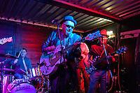 Dambusters - Cocksure Gig Mar 2012 Wagon n Horses