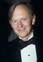 ***FILE PHOTO*** Bonfire of the Vanities author Tom Wolfe dies aged 88<br /> Tom Wolf pictured in August 1990.   <br /> CAP/MPI/MZ<br /> &copy;MZ/MPI/Capital Pictures