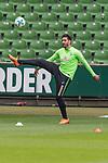 11.05.2018, Weserstadion, Bremen, GER, 1.FBL, Training SV Werder Bremen<br /> <br /> im Bild<br /> Ishak Belfodil (Werder Bremen #29), <br /> <br /> Foto &copy; nordphoto / Ewert