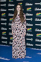 Birdy attend the 40 Principales Awards at Barclaycard Center in Madrid, Spain. December 12, 2014. (ALTERPHOTOS/Carlos Dafonte) /NortePhoto