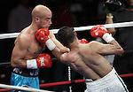Jesus Pabon gano por ko en el asalto numero 8 a Genaro Trazancos  asi ganando el titulo latino de la omb Welterweight.... <br /> <br /> fotos Marco Perez