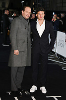 "Ralph Fiennes and Oleg Ivenko<br /> arriving for the premiere of ""The White Crow"" at the Curzon Mayfair, London<br /> <br /> ©Ash Knotek  D3488  09/03/2019"