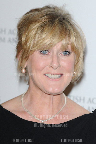 Actress, Sarah Lancashire arrives for the BAFTA Craft Awards 2010 at the London Hilton, Park Lane, London. 23/05/2010  Picture by Steve Vas/Featureflash