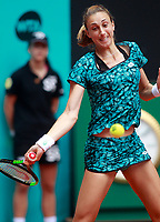 Petra Martic, Croatia, during Madrid Open Tennis 2018 match. May 7, 2018.(ALTERPHOTOS/Acero) /NortePhoto.com