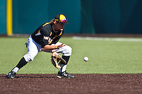 Walker Davidson (1) April 10th, 2010; Southern Illinois vs Wichita State University at Eck Stadium in Wichita, Ks. Photo by: William Purnell/Four Seam Images