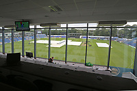 General view from the media centre ahead of Glamorgan vs Essex Eagles, NatWest T20 Blast Cricket at the SSE SWALEC Stadium on 23rd July 2017
