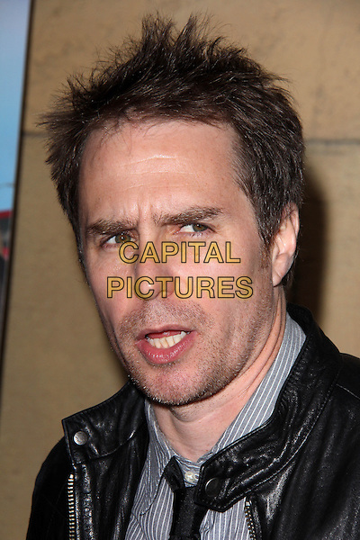 HOLLYWOOD, CA - May 22: Sam Rockwell at the &quot;Trust Me&quot; Special Screening, Egyptian Theater, Hollywood,  May 22, 2014.  <br /> CAP/MPI/JO<br /> &copy;Janice Ogata/MediaPunch/Capital Pictures