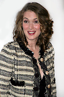 WINONA RYDER 2004<br /> AT OLYMPUS FASHION WEEK: MARC JACOBS SPRING 2005 COLLECTION AT PIER 54 IN NEW YORK CITY <br /> Photo By John Barrett/PHOTOlink