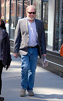 www.acepixs.com<br /> <br /> April 11 2017, New York City<br /> <br /> Actor Michael McKean walks in Soho on April 11 2017 in New York City<br /> <br /> By Line: Curtis Means/ACE Pictures<br /> <br /> <br /> ACE Pictures Inc<br /> Tel: 6467670430<br /> Email: info@acepixs.com<br /> www.acepixs.com