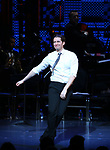 Matthew Morrison during the Curtain Call for the Roundabout Theatre Company presents a One-Night Benefit Concert Reading of 'Damn Yankees' at the Stephen Sondheim Theatre on December 11, 2017 in New York City.