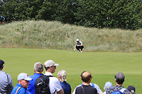 Bernd Wiesberger (AUT) on the 1st green during Round 1 of the Aberdeen Standard Investments Scottish Open 2019 at The Renaissance Club, North Berwick, Scotland on Thursday 11th July 2019.<br /> Picture:  Thos Caffrey / Golffile<br /> <br /> All photos usage must carry mandatory copyright credit (© Golffile | Thos Caffrey)